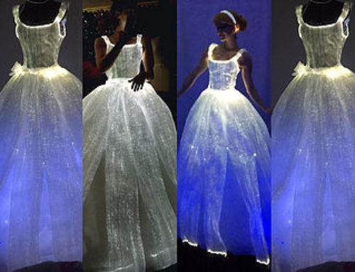 LED WEDDING DRESSES FROM EVEY CLOTHING!