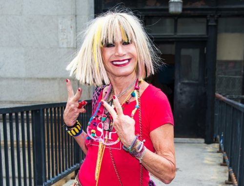 The time I risked everything to drive across the US by myself to see if I could meet Betsey Johnson