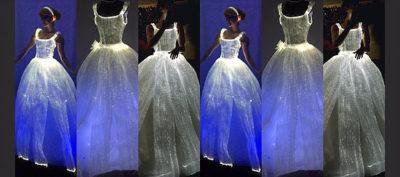LED WEDDING DRESSES FROM EVEY CLOTHING!